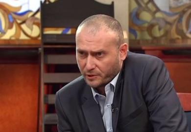 Дмитро Ярош пригрозив дніпрянам людьми з бойовим досвідом, якщо не виберуть Філатова
