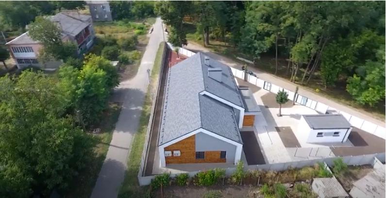 На Дніпропетровщині зводять малі групові будинки для дітей-інвалідів (фото, відео)