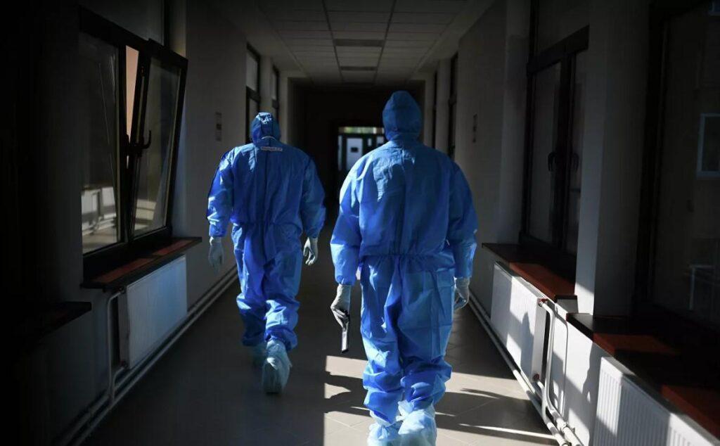 У Мечникова переобладнали відділення під COVID-пацієнтів