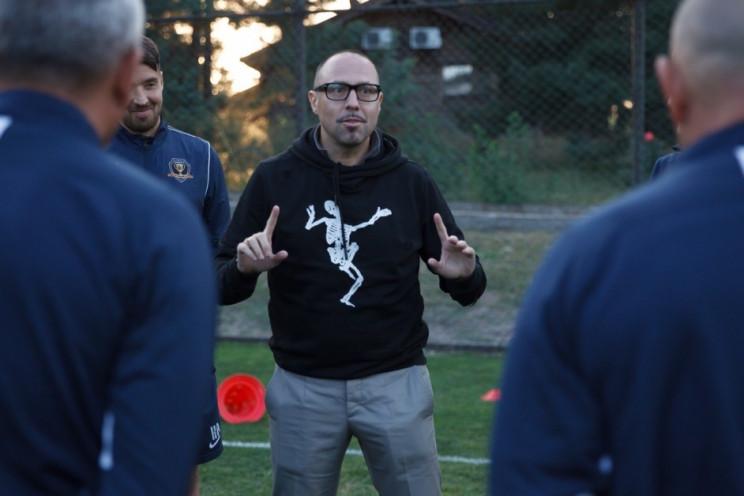 Тренер «Дніпра-1» хоче грати у «тотальний футбол»