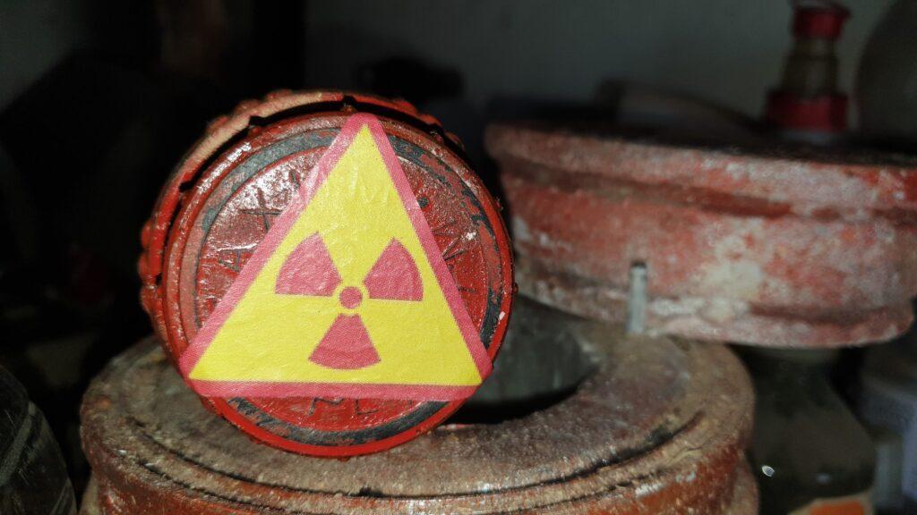 Мешканцям Дніпропетровщини розповіли, як розпізнати та що робити з радіаційно небезпечними предметами