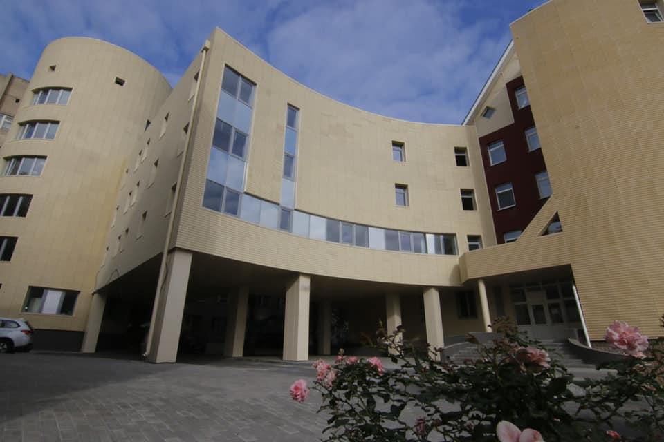 В обласній дитячій клінічній лікарні на Космічній завершили реконструкцію