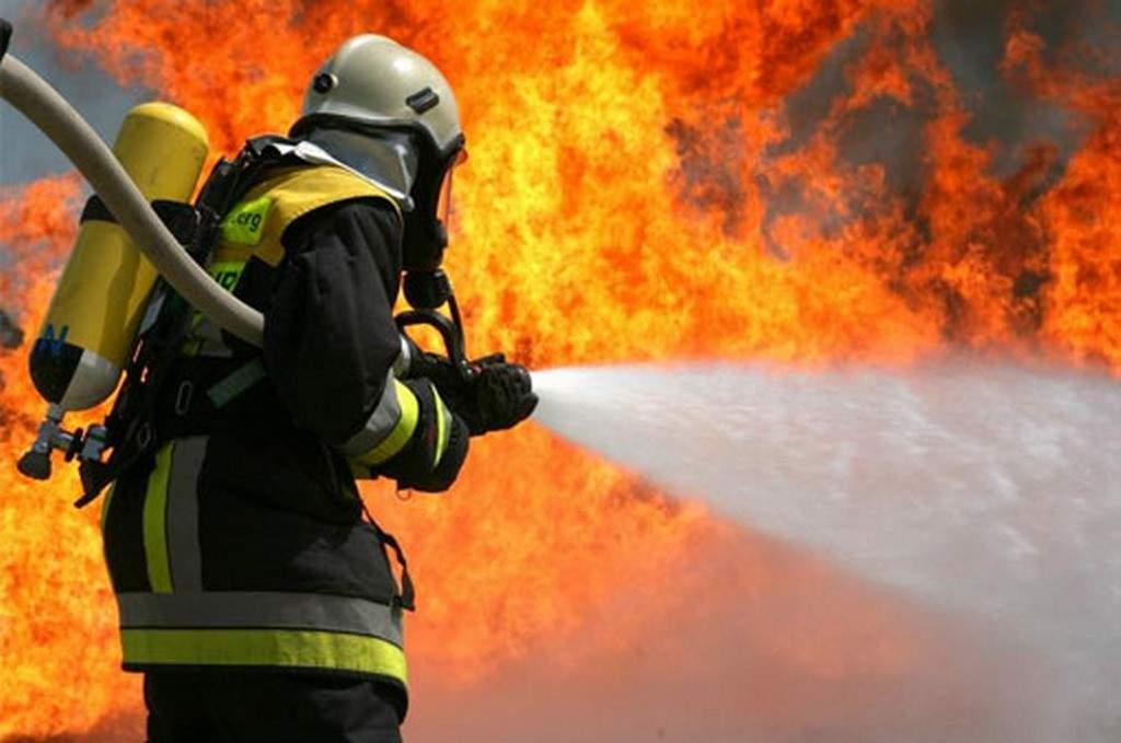 У Дніпропетровській області під час пожежі загинув чоловік (фото)