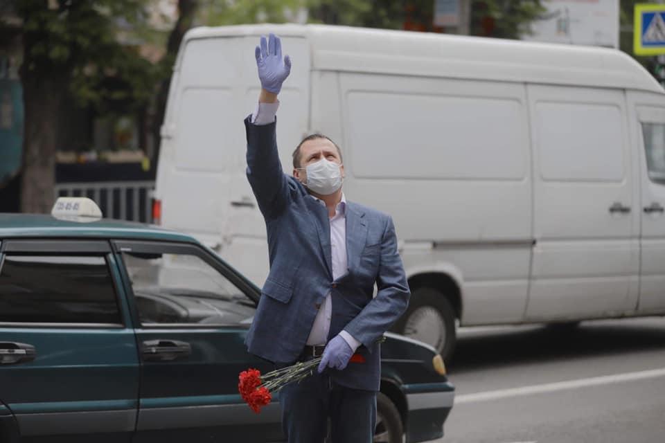 Мер Дніпра Борис Філатов знову прогуляв засідання міськради