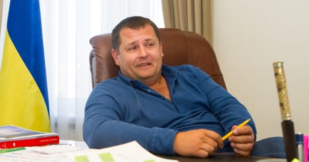 Нардеп з Дніпра назвав Бориса Філатова лицеміром