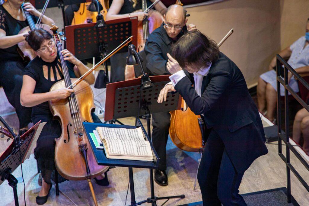 У Дніпропетровській філармонії ім. Когана відкрили концертний сезон класичної музики