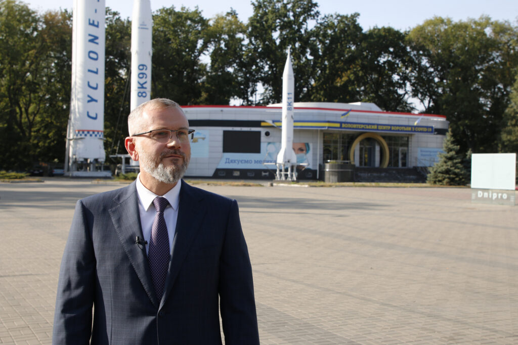 Вилкул: Я имею честь баллотироваться в мэры Днепра