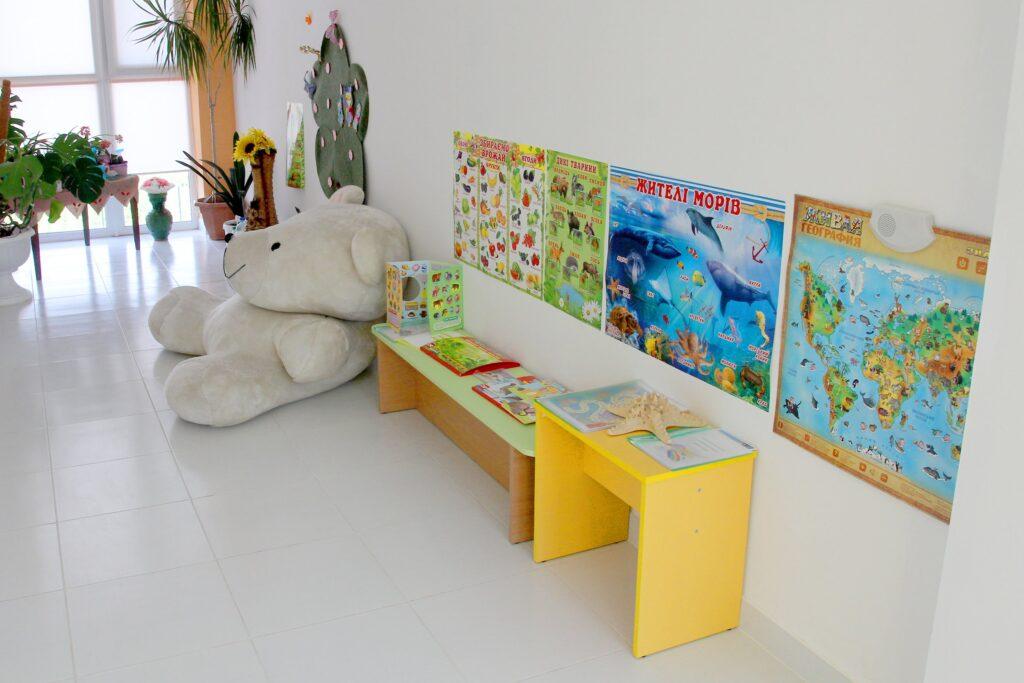 У дитсадках Дніпропетровщини створили 675 додаткових місць