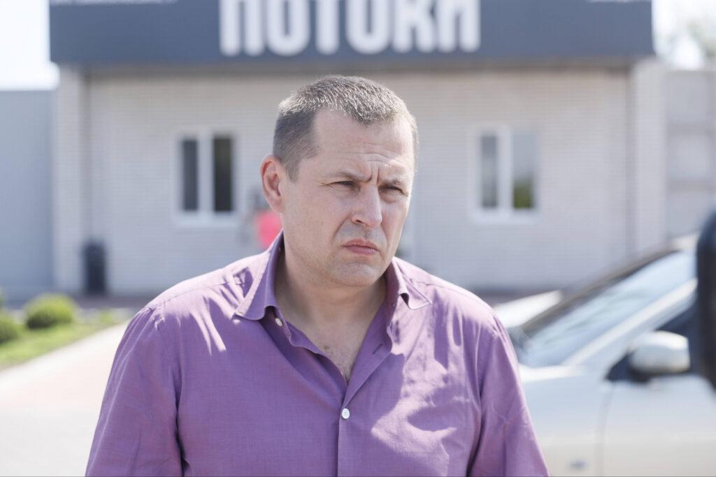 70% дніпрян не визнають владу Філатова, — активіст