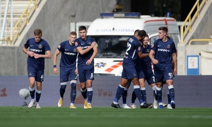 «Дніпро-1» здобув першу перемогу в новому сезоні