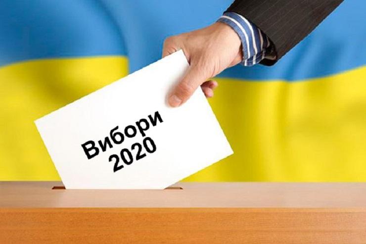 ЦВК України опублікувала повний список кандидатів на пост голови Дніпра