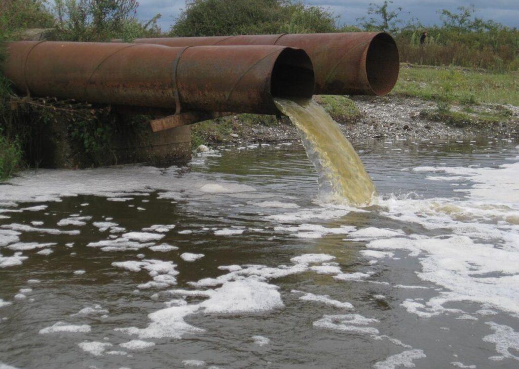 Підприємство-забруднювач р. Інгулець може отримати штраф у 2,5 мільйони