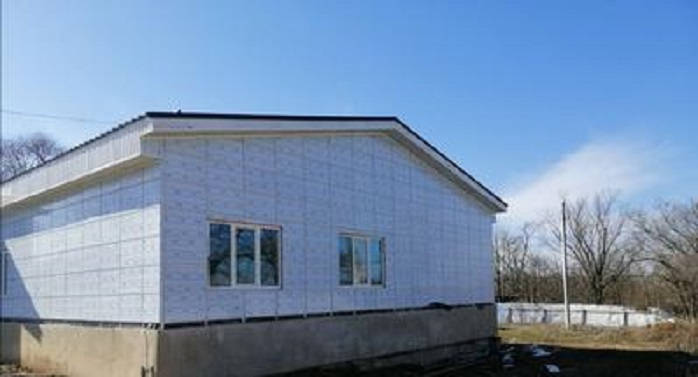 У Нікопольському районі завершують будівництво амбулаторії сімейної медицини (фото)