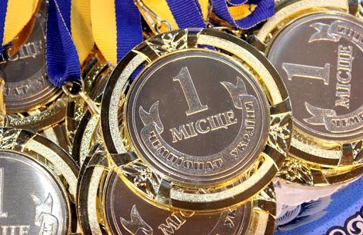 На всеукраїнських змаганнях з тріатлону спортсмени Дніпропетровщини здобули 5 медалей