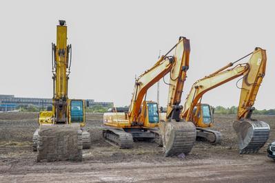 На Дніпропетровщині заклали перший камінь у будівництво «зеленої» фабрики на «АрселорМіттал Кривий Ріг»