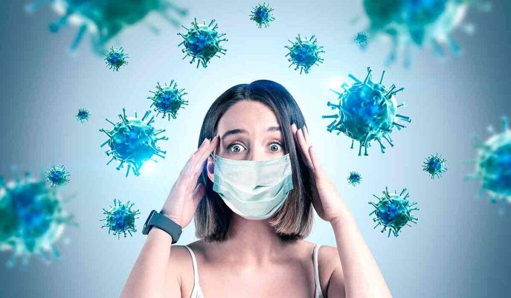 Спеціалісти розповіли, як впоратися зі страхом інфікування COVID-19