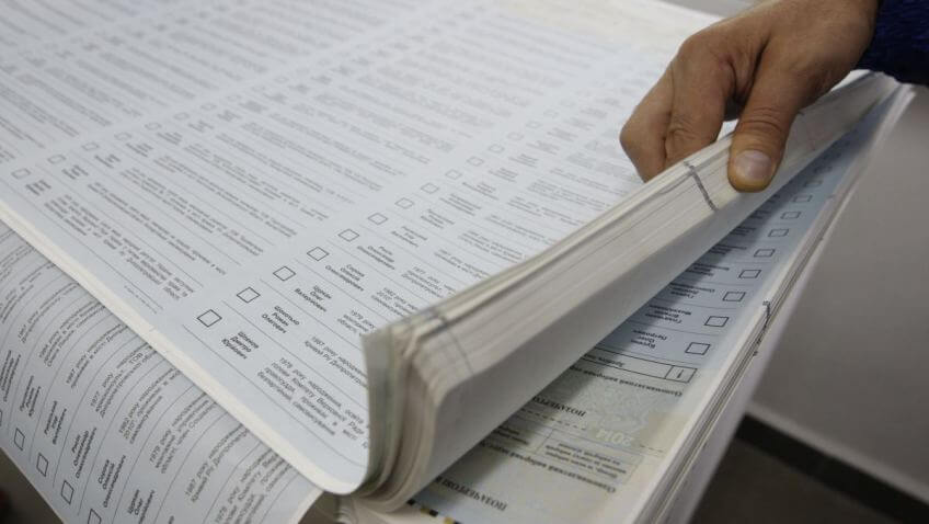 Дніпропетровщина: у Марганці визнані недійсними вибори на одній з дільниць