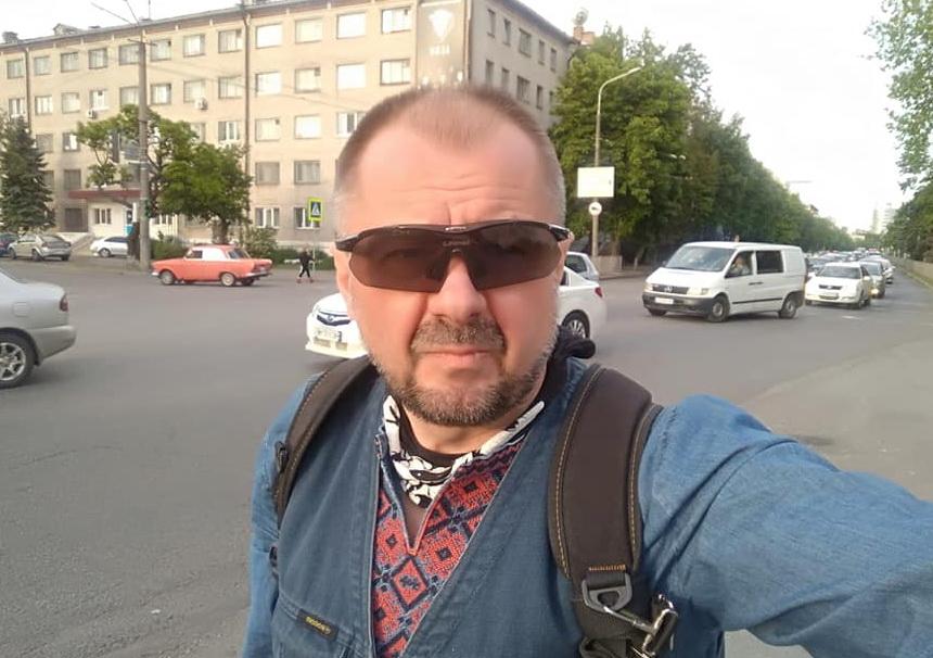 Дніпровський журналіст пояснив, чому треба йти на вибори і голосувати за Загіда Краснова