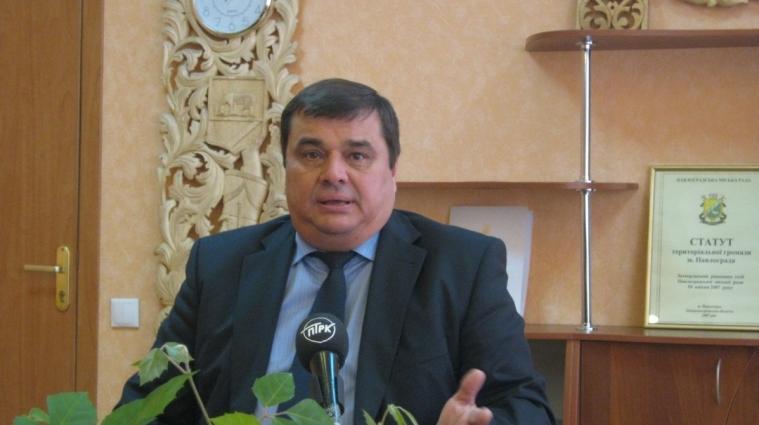 Колишній Павлоградський міський голова помер від коронавірусу