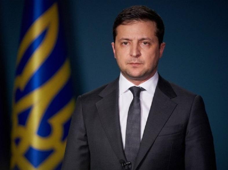 Президент анонсував заходи з підтримки громадян та бізнесу у зв'язку з карантинними обмеженнями