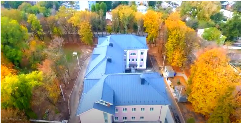 В Дніпрі коштом обласного бюджету майже завершено створення хоспісу (відео)