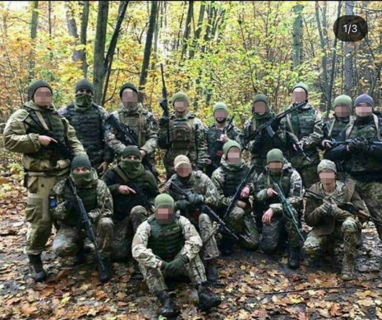 Британські інструктори тренують бійців бригади з Дніпропетровщини