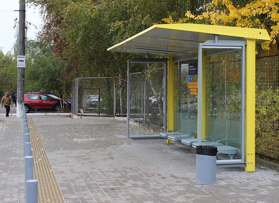 «Золотые» остановки общественного транспорта в Днепре