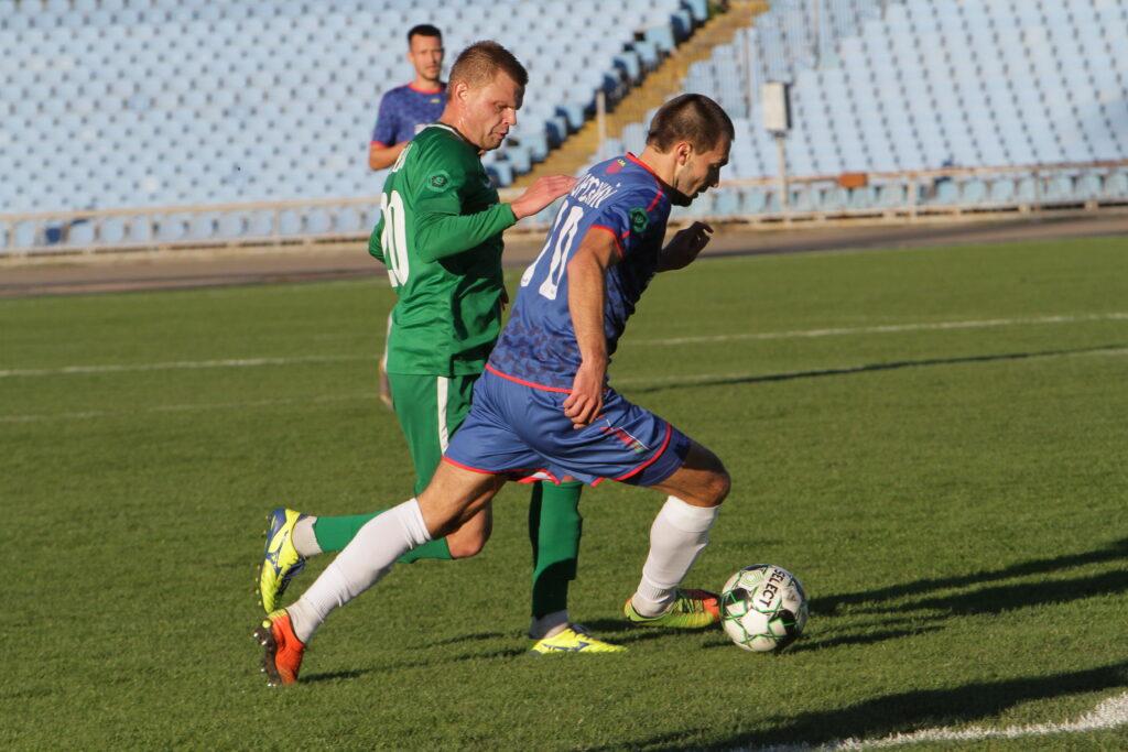ВПК-Агро програв Агробізнесу в заключному матчі туру Першої ліги