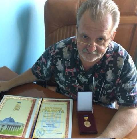 Жертва коронавіруса: відомий лікар з Дніпра помер від  COVID-19