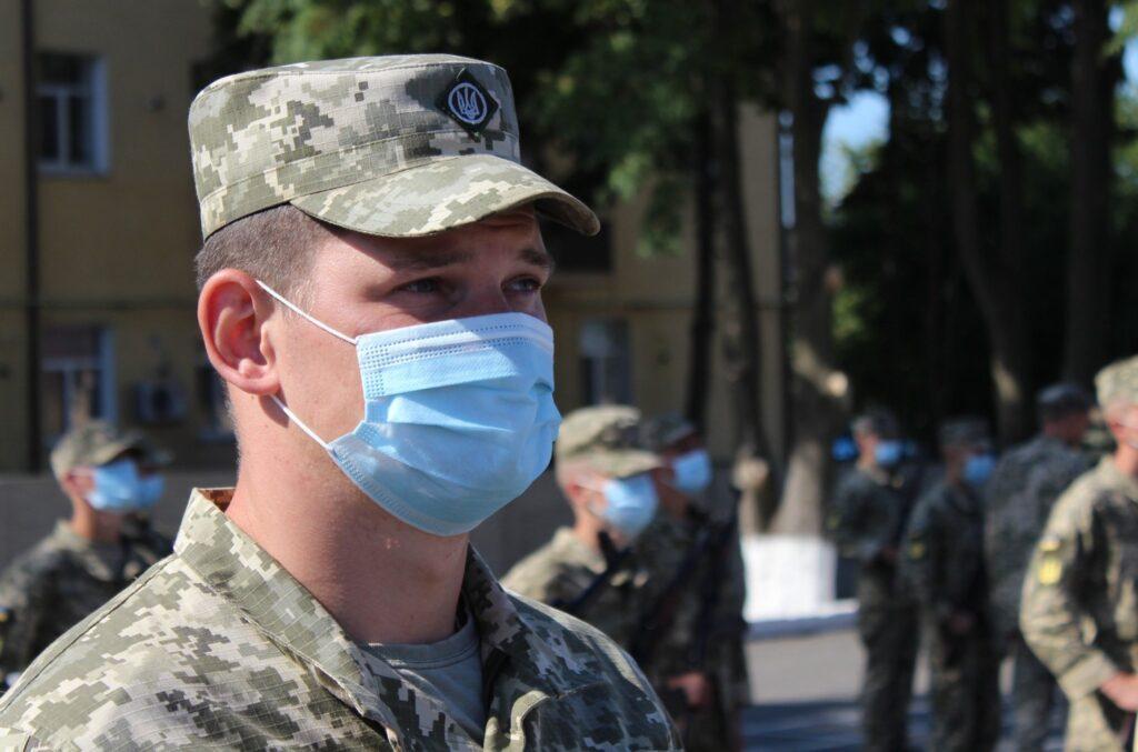 Українське військо чекає поповнення офіцерами