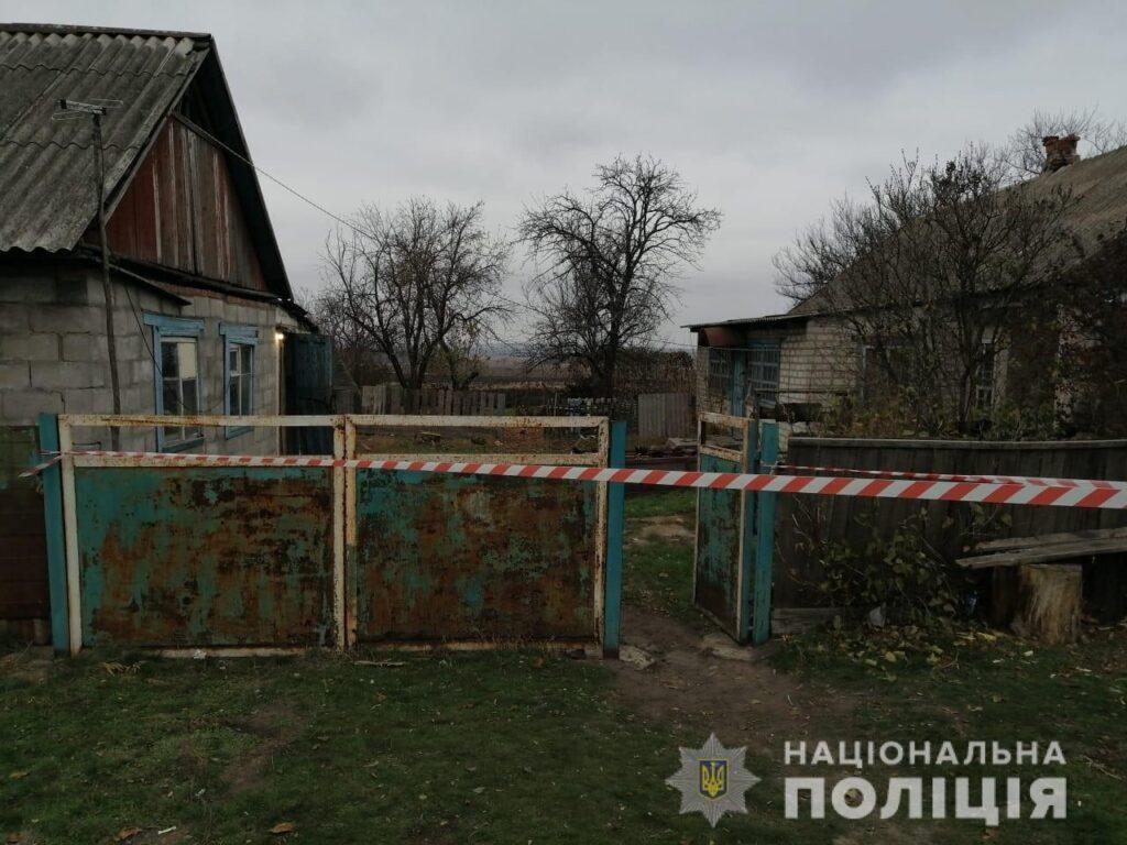 За підозрою у вбивстві односельця на Дніпропетровщині затримано 36-річного чоловіка