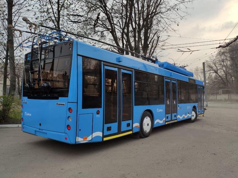 Поїдуть не всі: у Дніпрі відбудуться зміни у русі тролейбусів двох маршрутів