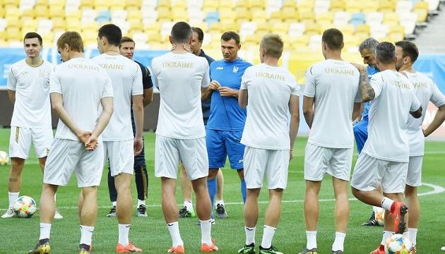 УЄФА присудив збірній України технічну поразку в матчі зі Швейцарією