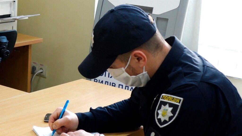 З 21 листопада в Україні будуть штрафувати за відсутність маски