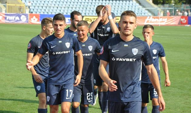 Дніпро-1 програв Минаю в результативному гостьовому матчі