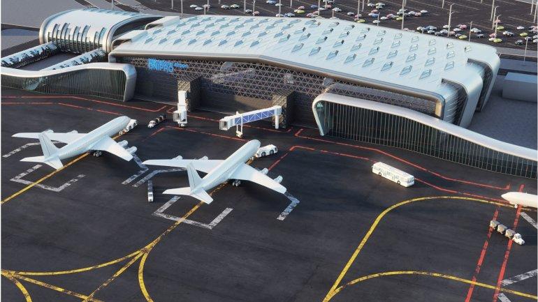 Заявки на будівництво аеродрому в Дніпрі подали 10 компаній