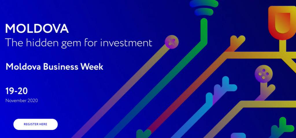 Підприємців Дніпропетровщини запрошують на форум Moldova Business Week