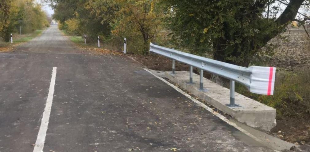 На Дніпропетровщині завершили ремонт 4-х мостів