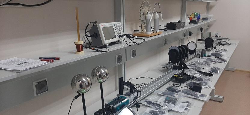 У Кривому Розі відкрили сучасні науково-навчальні лабораторії (фото)