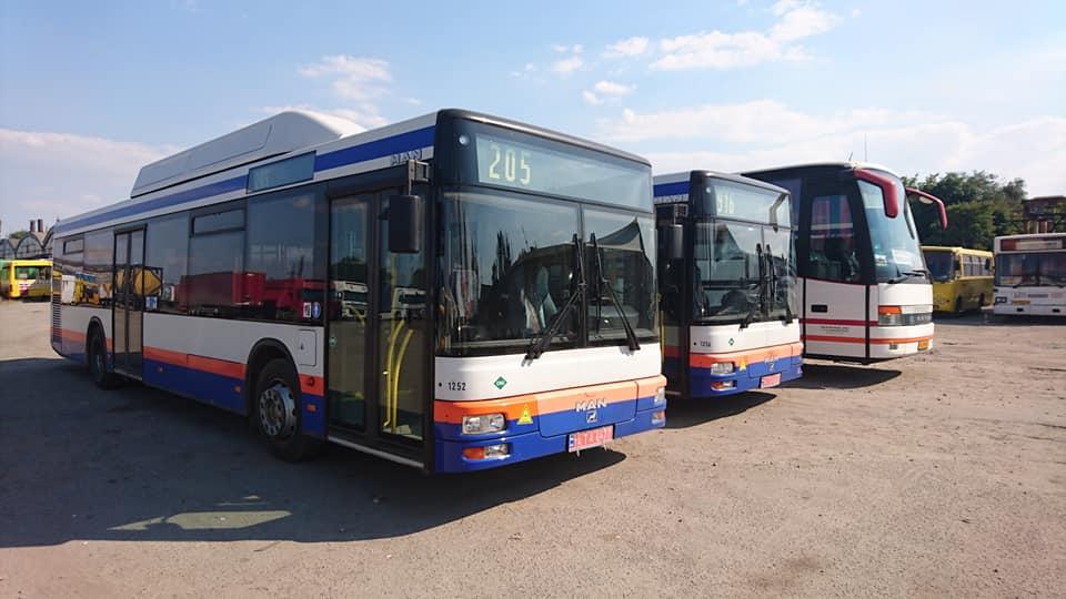 Оновлення транспорту продовжується: в Дніпрі вийдуть на маршрут ще 40 нових автобусів