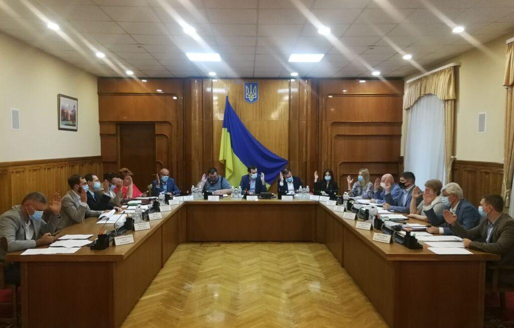 ЦВК достроково припинила повноваження всього складу Марганецької міської ТВК