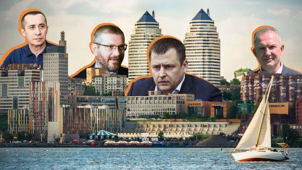 Хто проходить до міської ради Дніпра, та хто очолює ці партії