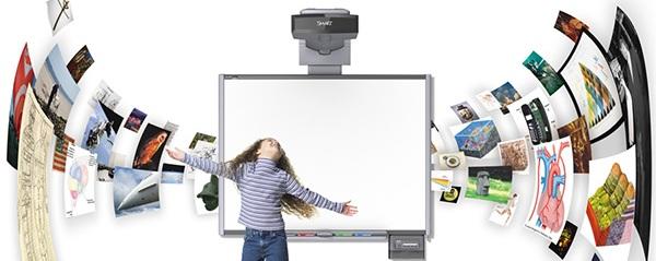 Сучасні стандарти: учням Покровського ліцею придбали 6 інтерактивних комплексів