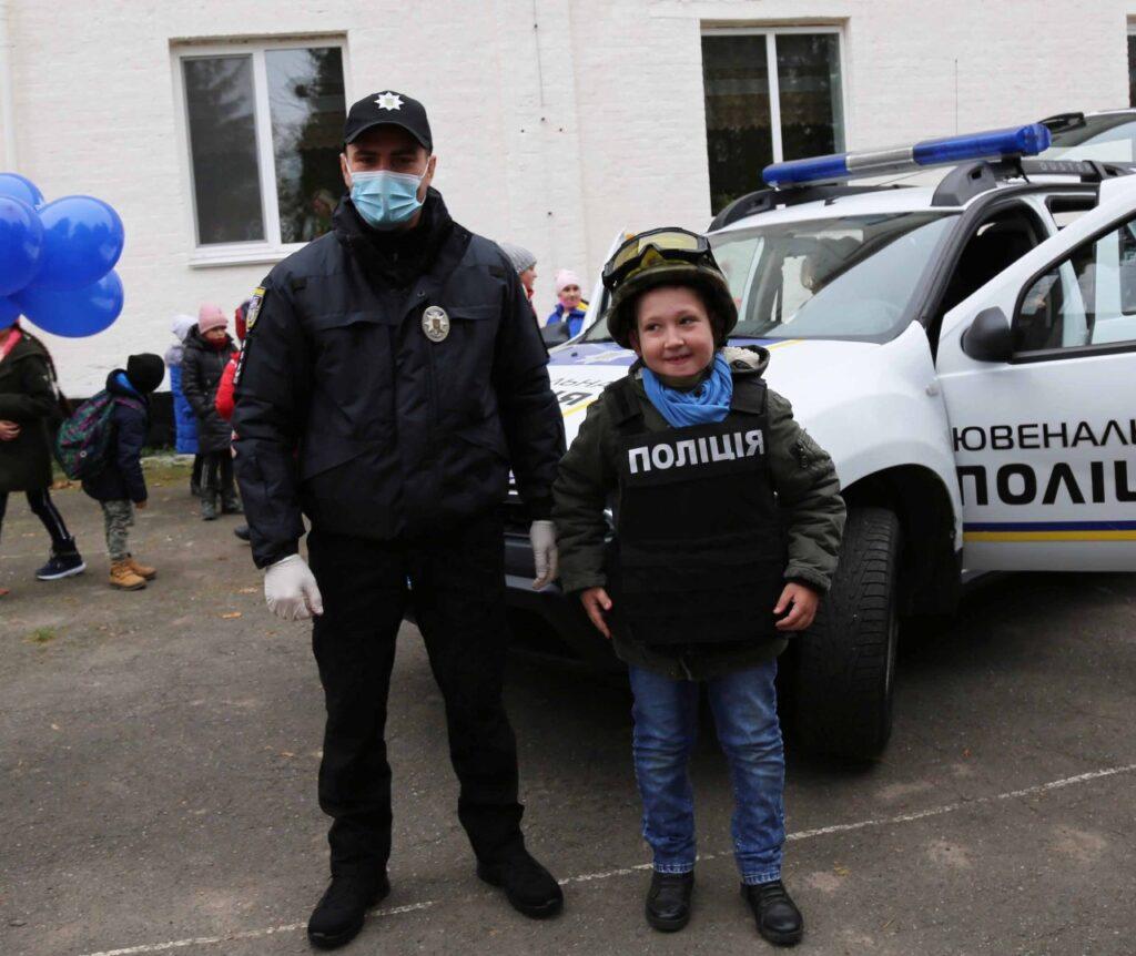 Поліцейські знайшли 11-річного хлопчика у Новомосковському районі