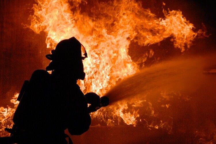 Верхньодніпровський район: сталося дві пожежі, де виявлено загиблі тіла