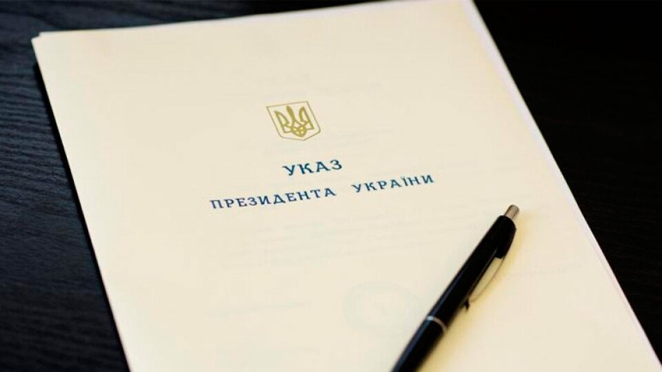 Указом Президента України діячі культури та мистецтв Дніпропетровщини отримали почесні звання та державні відзнаки