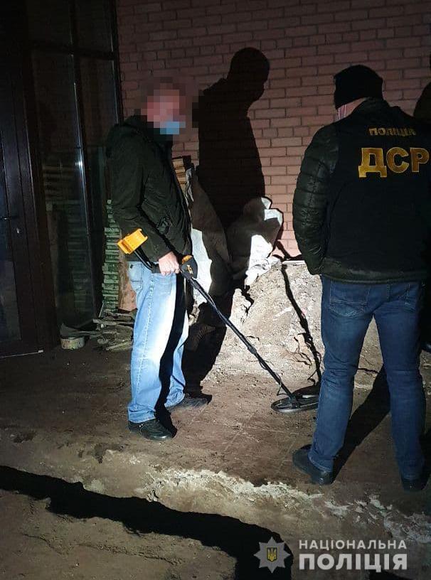 На Дніпропетровщині поліція викрила злочинне угруповання