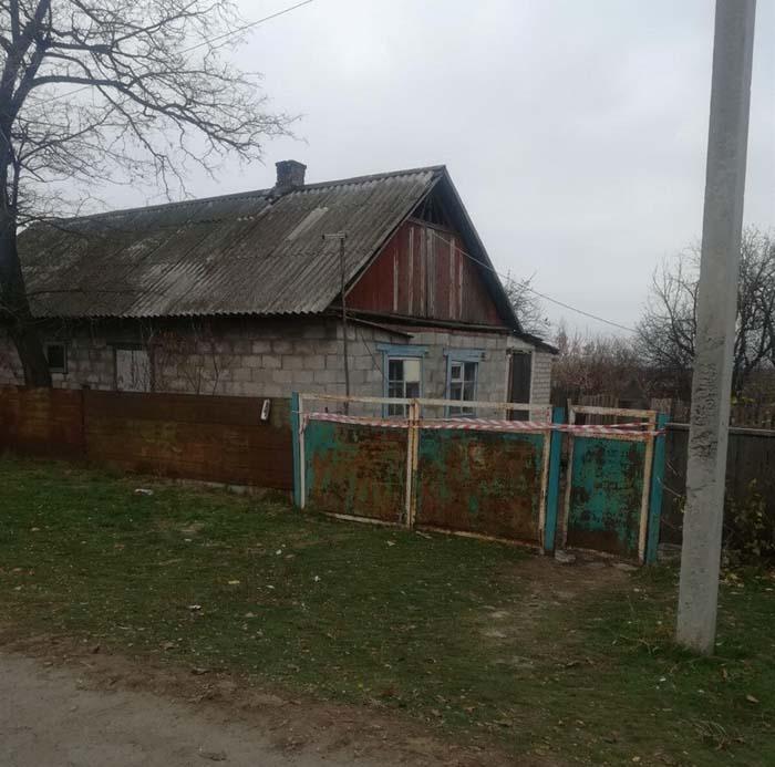 Забили топором: на Дніпропетровщині застілля закінчилося вбивством