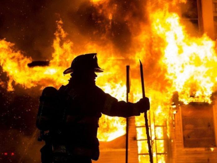 У Кривому Розі у власній квартирі згоріла жінка