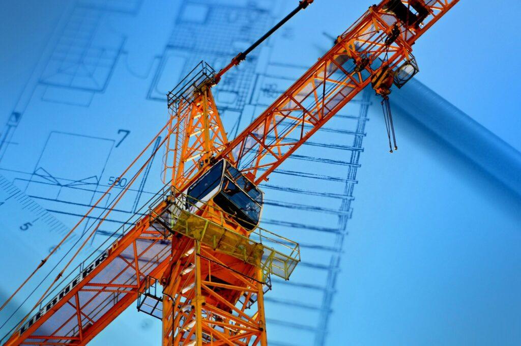 У жовтні обсяги будівельних робіт, виконаних підприємствами області, продовжили зростати
